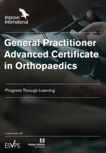 General Practitioner Advanced Certificate in Orthopaedics